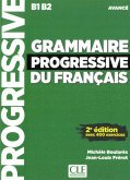 Grammaire progressive. Niveau avancé, 2ème édition. Buch + Audio-CD