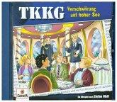 Ein Fall für TKKG - Verschwörung auf hoher See, 1 Audio-CD