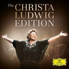 The Christa Ludwig Edition (Ltd.Edt.) - Ludwig/Karajan/Böhm/Barenboim/+