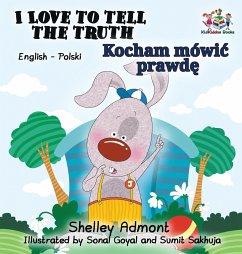 I Love to Tell the Truth (English Polish book f...