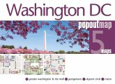 Popout Map Washington DC Double