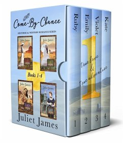 The Come-By-Chance Western Romance Series Books...