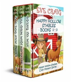 Happy Hollow Stables Series Books 1-3 (Happy Ho...