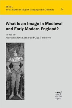 What is an Image in Medieval and Early Modern England? (eBook, PDF)