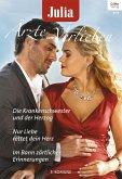 Die Krankenschwester und der Herzog & Nur Liebe rettet dein Herz & Im Bann zärtlicher Erinnerungen / Julia Ärzte zum Verlieben Bd.108 (eBook, ePUB)