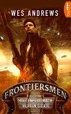 Frontiersmen: Höllenflug nach Heaven's Gate (eBook, ePUB)