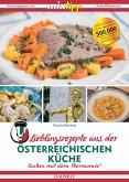 Lieblingsrezepte aus der österreichischen Küche (eBook, ePUB)