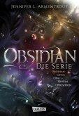 Obsidian: Band 1-5 der romantischen Fantasy-Serie im Sammelband! (eBook, ePUB)