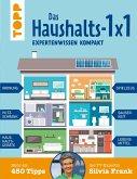 Das Haushalts-1x1. Expertenwissen kompakt. Mehr als 450 Tipps der TV-Expertin Silvia Frank (eBook, PDF)