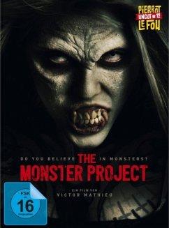 The Monster Project (+ DVD, Mediabook)