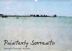 Painterly Sorrento (Wall Calendar 2018 DIN A3 L...