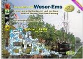 Weser - Ems / Jübermann TourenAtlas Wasserwandern Nr.2