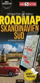 High 5 Edition Interactive Mobile ROADMAP Skandinavien Süd; Scandinavia South