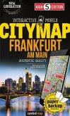 High 5 Edition Interactive Mobile CITYMAP Frankfurt am Main