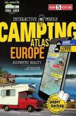 High 5 Edition Interactive Mobile Camping Atlas Europe 2018/2019