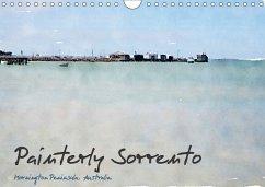 Painterly Sorrento (Wall Calendar 2018 DIN A4 L...