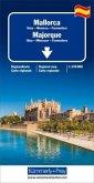 Kümmerly+Frey Karte Mallorca / Ibiza, Menorca, Formentera Regionalkarte