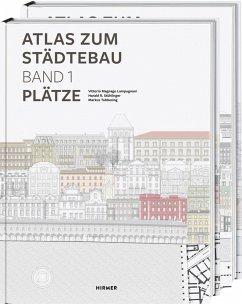 Atlas zum Städtebau. 2 Bände