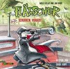 Schurken voraus! / Flätscher Bd.4 (1 Audio-CD)