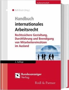 Handbuch internationales Arbeitsrecht