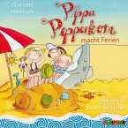 Pippa Pepperkorn macht Ferien / Pippa Pepperkorn Bd.8 (1 Audio-CD)