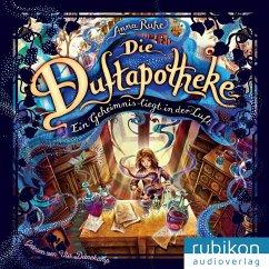 Ein Geheimnis liegt in der Luft / Die Duftapotheke Bd.1 (1 MP3-CD) - Ruhe, Anna
