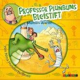 Mumien Alarm / Professor Plumbums Bleistift Bd.1 (1 Audio-CD)