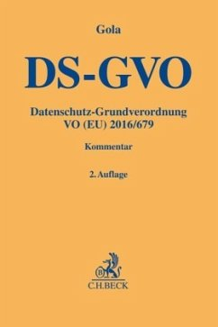 Datenschutz-Grundverordnung VO (EU) 2016/679