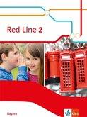 Red Line 2. Schülerbuch (Hardcover) Klasse 6. Ausgabe Bayern ab 2017