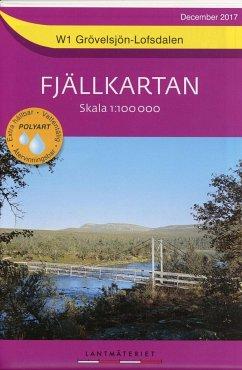 W 1 Grövelsjön-Lofsdalen