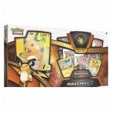 Pokemon (Sammelkartenspiel), Sonne & Mond 03.5 Raichu-GX Box