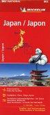 Michelin Karte Japan / Japon