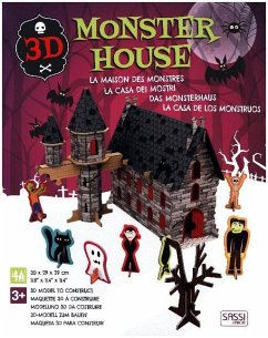 3D Monster Haus
