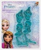 Frozen Keks-Ausstecher-Set, 6 Ausstech-Förmchen