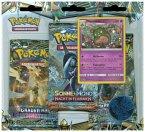 Pokemon, Sonne & Mond 06 3-Pack Blister deutsch (Sammelkartenspiel)