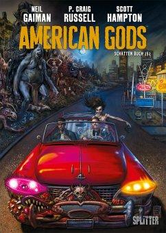 American Gods 02. Schatten Buch 2/2 - Gaiman, Neil; Russel, P. Craig