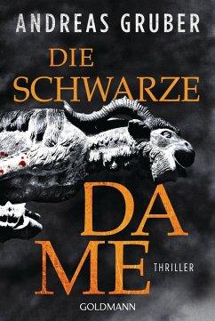 Die schwarze Dame / Peter Hogart Bd.1 (eBook, ePUB) - Gruber, Andreas
