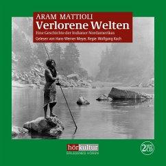 Verlorene Welten, 2 MP3-CD - Mattioli, Aram