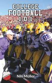 College Football 1-0-1 (eBook, ePUB)