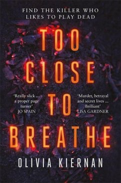 Too Close to Breathe - Kiernan, Olivia