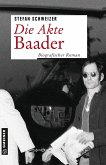 Die Akte Baader (eBook, ePUB)