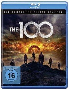 The 100 - Staffel 4 BLU-RAY Box - Eliza Taylor,Paige Turco,Bob Morley