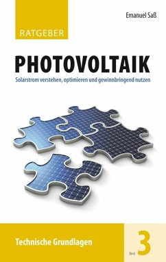 Ratgeber Photovoltaik, Band 3 (eBook, ePUB)