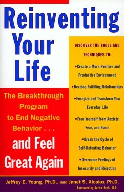 Reinventing Your Life (eBook, ePUB) - Young, Jeffrey E.; Klosko, Janet S.