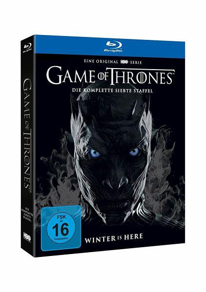 Game of Thrones - Die komplette siebte Staffel (3 Discs)