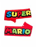 Nintendo Schal gestrickt Super Mario