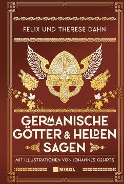 Germanische Götter- und Heldensagen - Dahn, Therese; Dahn, Felix