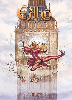 Ekhö - Spiegelwelt 07. Swinging London - Arleston, Christophe