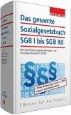 Das gesamte Sozialgesetzbuch SGB I bis SGB XII