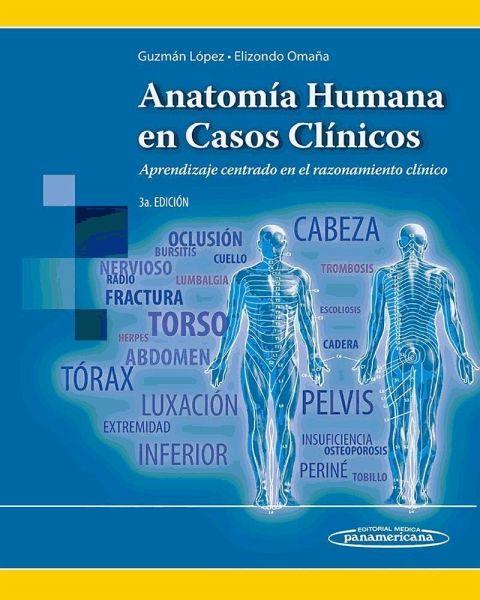 Anatoma Humana En Casos Clnicos Aprendizaje Centrado En El